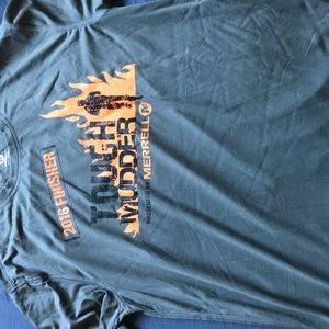 Brand new tough mudder adult shirt size medium